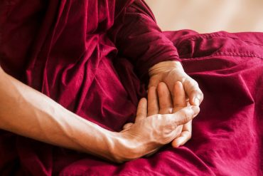Om Mani Padme Hum-Mantra Budista